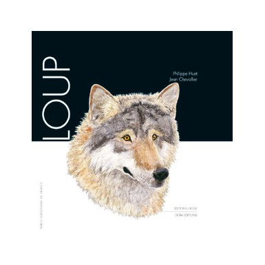 """Collection Faune sauvage PNF 'Le Loup"""""""