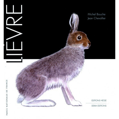 "Collection Faune sauvage PNF 'Le lièvre"""