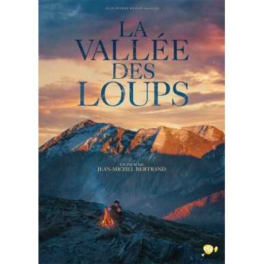 DVD LA VALLEE DES LOUPS