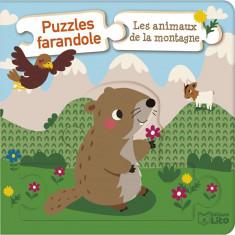 Livre puzzles Farandole