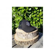 Casquette noire logo Ecrins