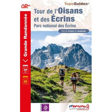 Topo-guide «Tour de l'Oisans et des...