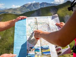 Cartes et topo guides